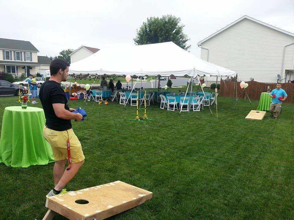 Graduation Tent Rentals
