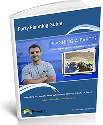 Party Planning Guide Cover Image