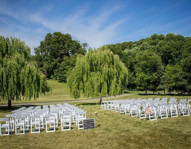 Beautiful Chair Rentals For Wedding Ceremony