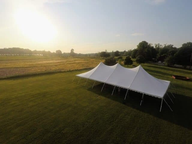 High Peak Tent Rental